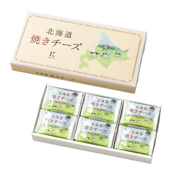 北海道焼きチーズ 18枚入